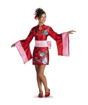 Kimono Kutie Teen Costume