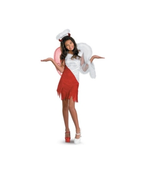Heavenly Devil Girls Tween Costume