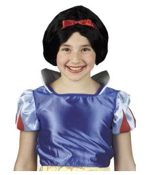Snow White Disney Kids Wig