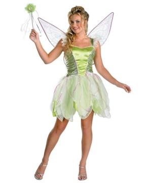tinkerbell disney teen costume