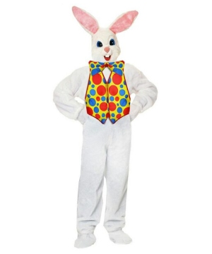 Easter Bunny Adult Costume deluxe
