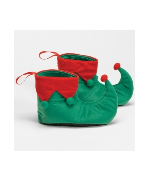 Elf Shoes - Adult Accessory