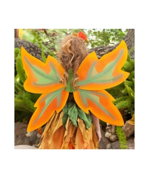 Fall Fairy Wings - Kids Accessory