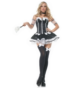 Fifi French Maid Womens Costume