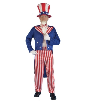Uncle Sam Classic Men Costume
