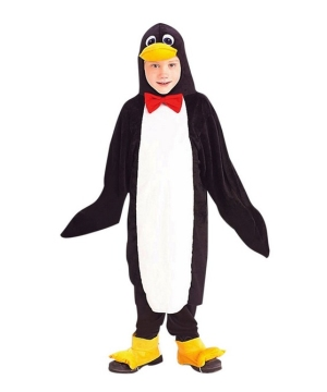 Plush Penguin Toddler / Kids Costume