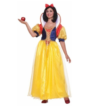 Snow White Disney Women Costume