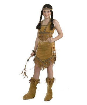 Native American Princess Costume - Teen Costume