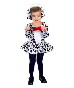 Dalmatian Costume - Toddler Costume