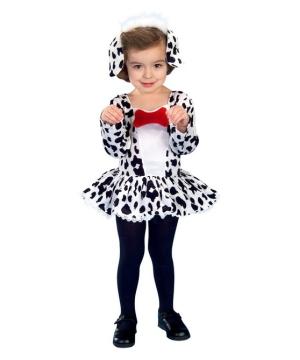Dalmatian Costume - Toddler Costume