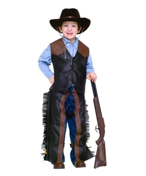 Dress up Cowboy Kids Costume