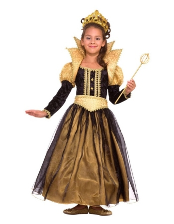 Renaissance Princess Kids Costume
