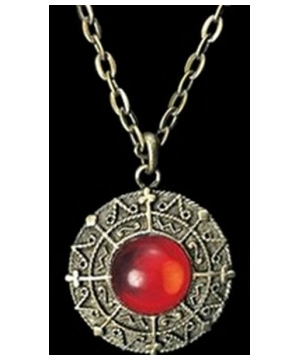 Lost Treasure Medallion Necklace