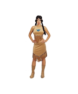 Indian Babe Costume - Adult Costume