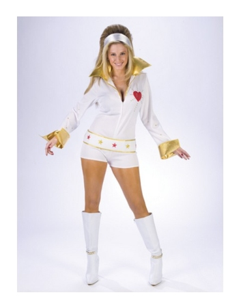 Elvis Female Adult Costume