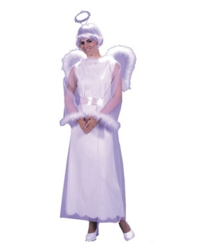 Feather Angel Adult Costume