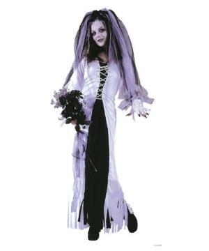 Skeleton Bride Adult plus size Costume