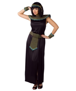 Midnight Cleopatra Costume - Egyptian Adult Costume