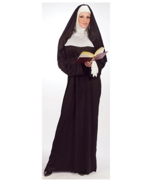 Mother Superior Adult plus size Costume