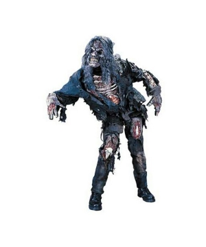 Zombie plus size Mens Costume
