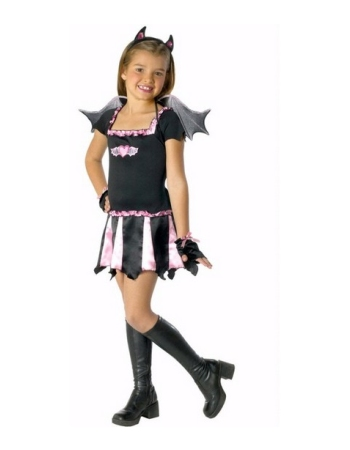 Sweetheart Bat Kids Costume