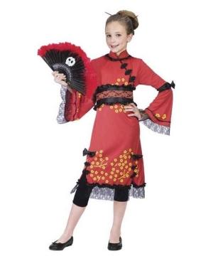 China Doll Costume - Toddler Costume