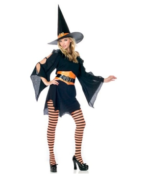 Winged Witch Women Costume
