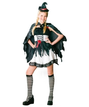 Frisky Witch Teen Costume