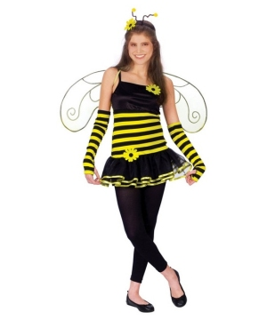 Honey Bee Girls Costume