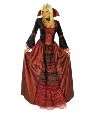 Miss Vampire Queen Women Costume