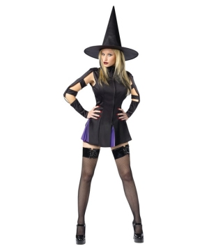 Sexy Wicked Witch Women Costume