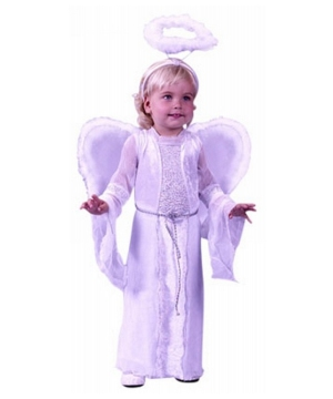 Velvet Angel Toddler Costume
