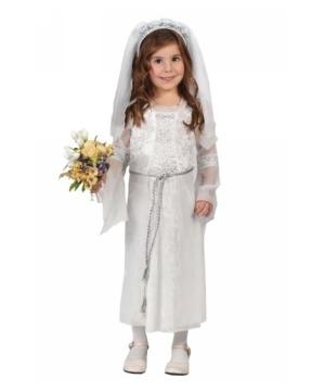 Elegant Bride - Toddler Costume