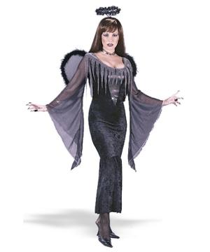 Velvet Fallen Angel Women Costume