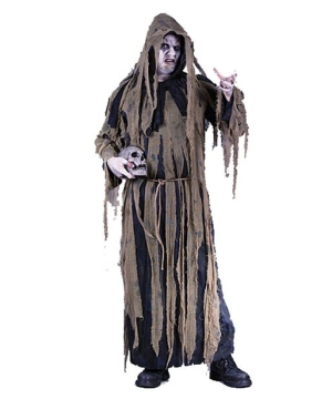 Zombie Robe Gauze Mens Costume