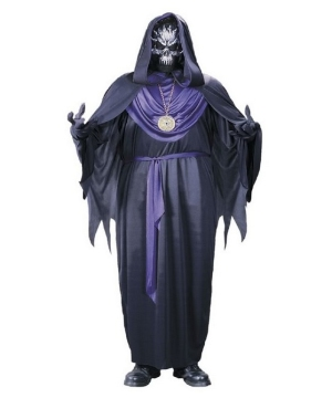 Emperor of Evil plus size Costume