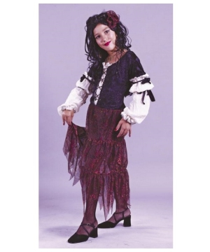 Gypsy Rose Kids Costume