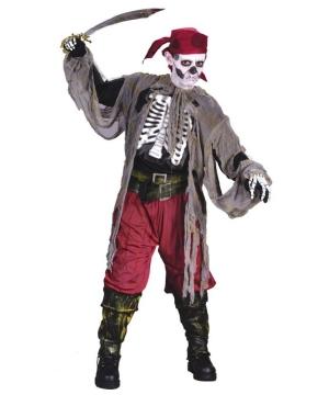 Buccaneer Bones Boys Costume