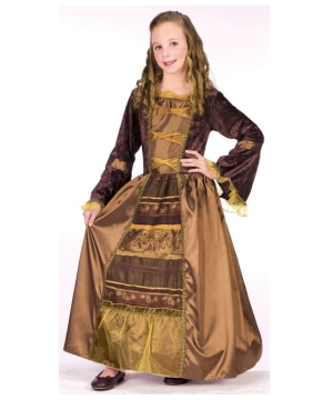 Baroness Girls Costume
