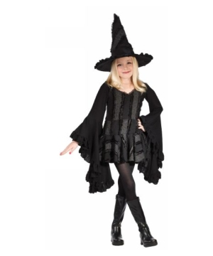 Witch Stitch Kids Costume