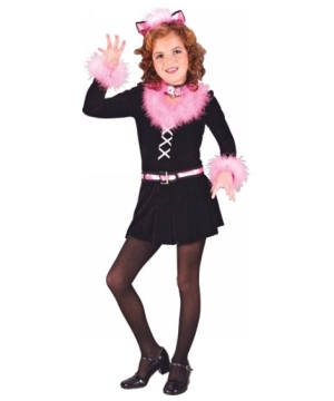 Marabou Cat Costume - Kids Costume
