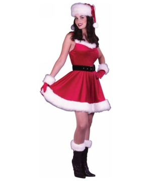 Santa Suit Baby Adult Costume