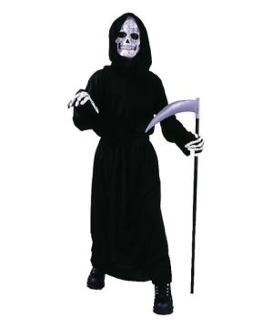 Grave Reaper Kids Costume