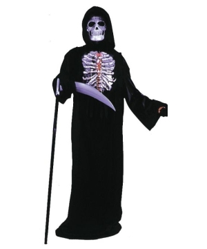 Bleeding Skelebones Costume - Child Costume