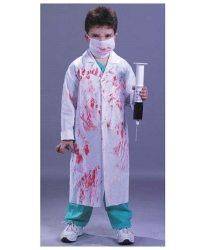 Dr Kill Joy Boys Costume