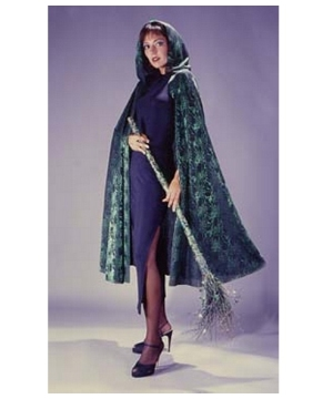 Adult Spider Web Cape - Accessory Costume