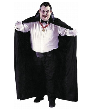 Big & Tall Cape - Adult plus size Costume Accessory