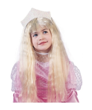 Glamor Princess Girl Wig
