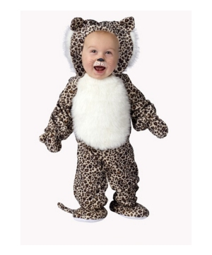 Lil Leopard Baby Costume