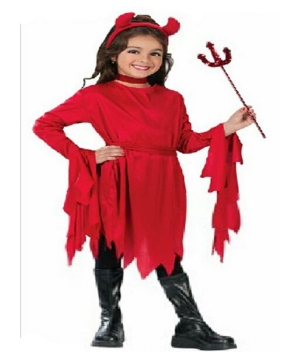 Darling Devil Costume - Child Costume